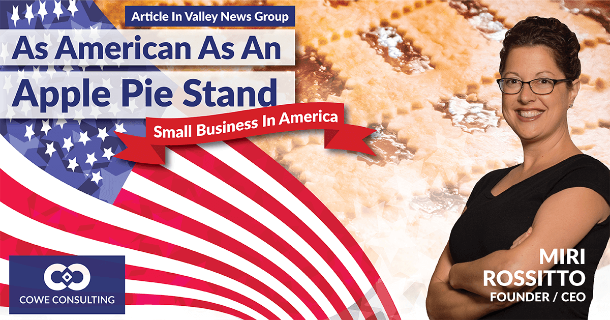 As American as an Apple Pie Stand