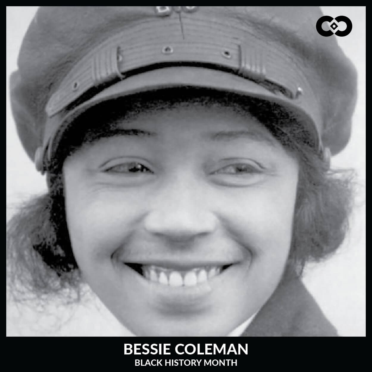 Bessie Coleman - Black History Month: Powerful Women Who Changed the World - Cowe Communications
