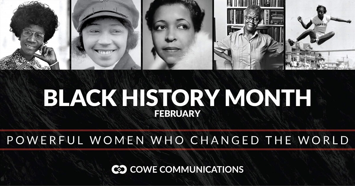 Black History Month: Powerful Women Who Changed the World