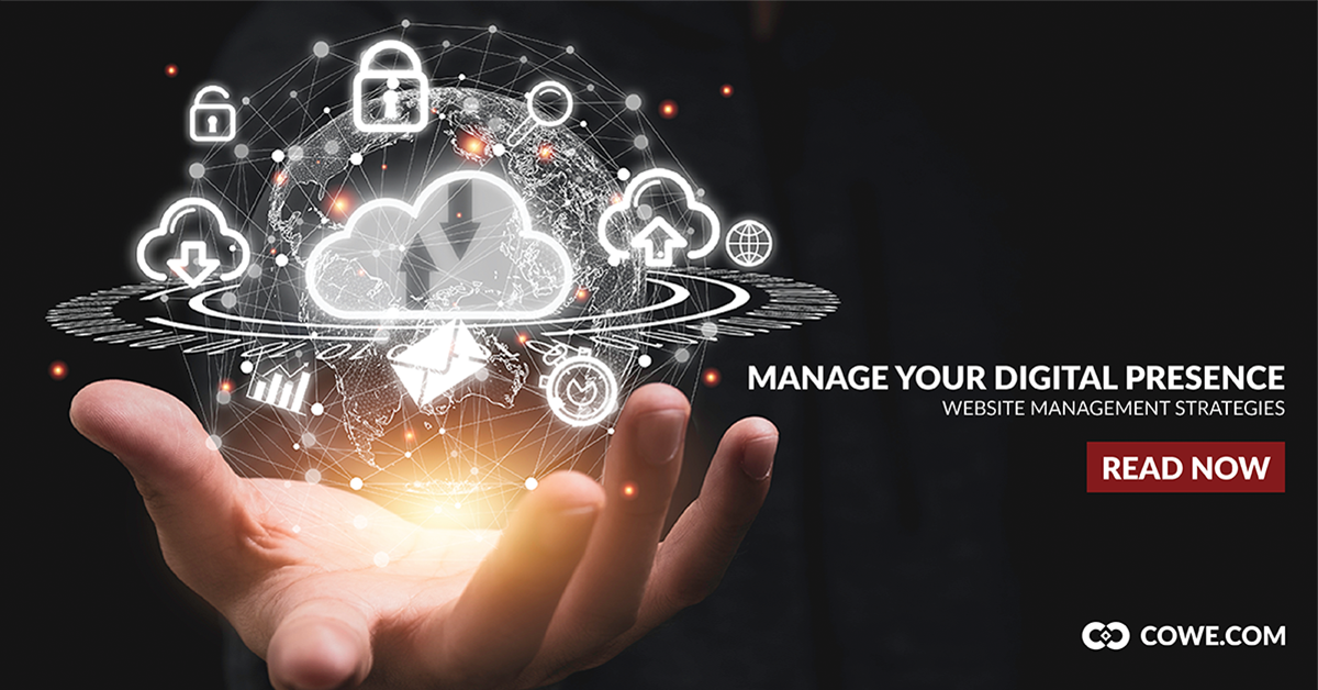 Manage Your Digital Presence