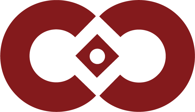 Cowe logo red