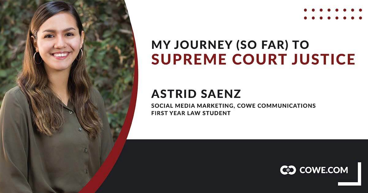 My Journey (so far) To Supreme Court Justice