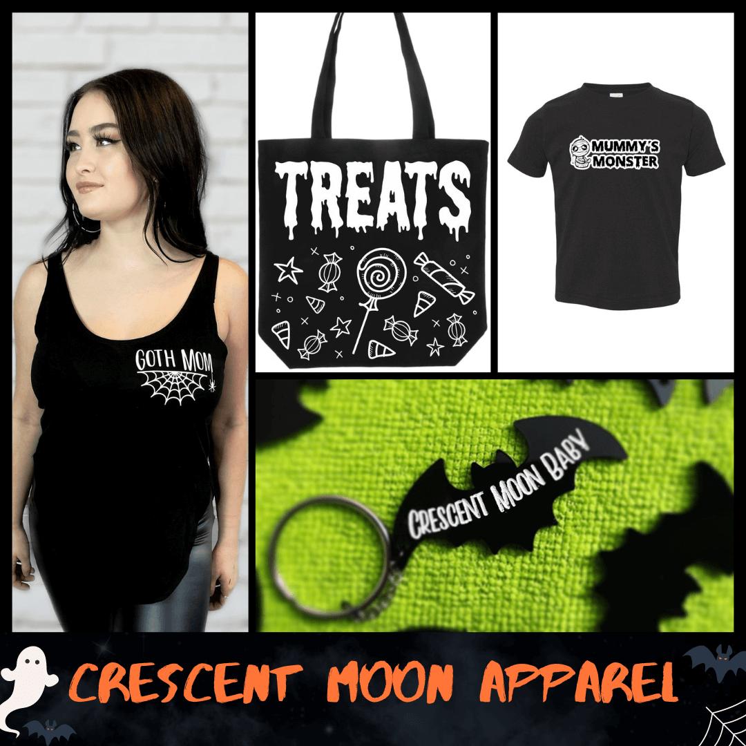 Crescent Moon Apparel