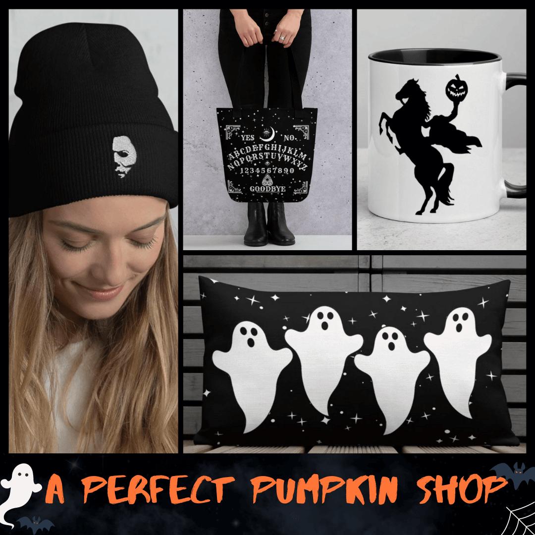 A Perfect Pumpkin Shop